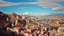 Tbilisi Walking Tour with Cable Cars, Wine Tasting and Traditional Bakery, トビリシ