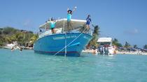 St Maarten Motorboat Cruise: Long Bay, Creole Rock and Tintamarre Island, St Maarten, Kayaking &...
