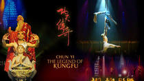 Beijing Kung Fu Show Night Tour with Private Transfer and Optional Seats, Beijing, Night Tours