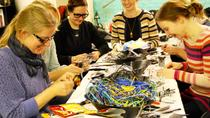 Zero Waste Day: Upcycling Design Workshop and Rescued Food Gourmet Lunch, Helsinki, Day Trips