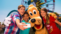 Entrada de 3 días para Disneyland Resort, Los Angeles, Theme Park Tickets & Tours