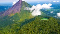 Two Volcanoes Extreme Hike in Arenal, La Fortuna, Hiking & Camping