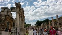 Ancient Ephesus House of the Virgin Mary Temple of Artemis and Sirince Village Small Group Tour, ...