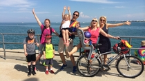 Fahrradtour für Kinder, Chicago, Bike & Mountain Bike Tours