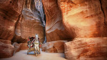 One Day Guided Tour of Petra From Amman Including The High Place of Sacrifice, Amman, Private ...