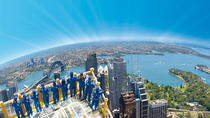 Skywalk i Sydney Tower Eye, Sydney