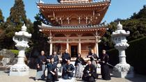 Immersive Samurai and Temple Stay Experience, Osaka, Overnight Tours