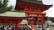 Private Tour: Arashiyama and Fushimi Inari Tour from Osaka, Osaka, null