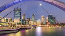 1.5-Hour Evening Swan River Cruise With Cheese & Wine in Perth