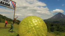 Arenal Zorbing Experience, La Fortuna, Family Friendly Tours & Activities