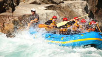 Descente en eaux vives sur Kawarau River de Queenstown, Queenstown, White Water Rafting