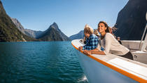 Milford Sound Cruise with Complimentary Meal or Cake, Fiordland & Milford Sound, Day Cruises