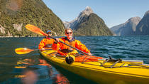 Milford Sound Kayaking Day Tour, Fiordland & Milford Sound, Kayaking & Canoeing