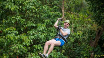 Rainforest Canopy Tour in Pattaya, Pattaya, Ziplines