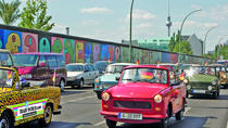 Berlin Live-Guided Self-Drive Trabi Safari Tour of the Berlin Wall, Berlin, Self-guided Tours &...