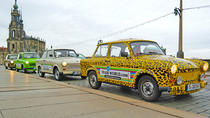 Dresden Live-Guided Self-Drive Trabi Safari City Tour, ドレスデン