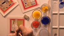 Art Workshop: The Secrets of the Medieval Painting, Florence, Painting Classes