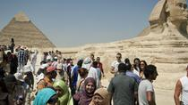 Day Tour to the Pyramids of Giza and Egyptian Museum, Cairo, Private Day Trips
