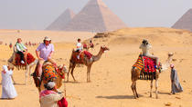 Full-Day Private Giza Pyramids, Sphinx, and Egyptian Museum Tour from Cairo, Cairo, Private...