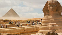 Private Day Tour to Giza Pyramids and the Egyptian Museum from Alexandria, Alexandria