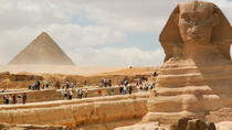 Private Day Tour to Pyramids of Giza and the Egyptian Museum Day from Alexandria, Alexandria