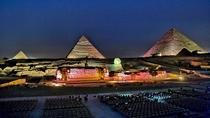 Sound and Light Show of the Pyramids with Private Transfer, Cairo, Theater, Shows & Musicals