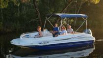 Deck Boat Rental on Homosassa River, Orlando, Boat Rental