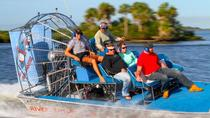 Gulf of Mexico Airboat Ride and Dolphin Quest from Homosassa, Crystal River, Airboat Tours