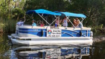 Pontoon Boat Rental on Homosassa River, Orlando, Boat Rental