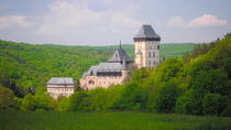 Adventure Hiking around Karlstejn Castle from Prague, Prague, Bike & Mountain Bike Tours
