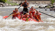 Half Day Whitewater Rafting Adventure, Glenwood Springs, 4WD, ATV & Off-Road Tours