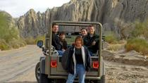 San Andreas Fault Jeep Tour, Palm Springs, 4WD, ATV & Off-Road Tours