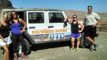 San Andreas Fault Jeep Tour, Palm Springs, Bike & Mountain Bike Tours