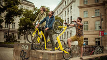 2-hour Kick Bike Tour Through Vienna with Locals, Vienna, Walking Tours