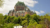 Quebec City and Montmorency Falls Day Trip from Montreal, モントリオール