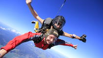 9000ft Skydive - 20 Seconds of free fall, North Island, 4WD, ATV & Off-Road Tours