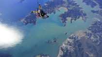 Bay of Islands Skydive from 12,000 ft. with 40-Second Free Fall, Bay of Islands, Air Tours
