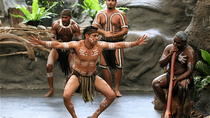 Tjapukai Indigenous Culture Experience and Palm Cove Day Trip from Cairns, Cairns en het tropische ...