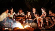 Tjapukai Indigenous Dinner with Firelit Ceremonial Dance and Dreamtime Stories from Palm Cove and...