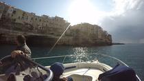 Polignano a Mare Caves Boat Trip from Polignano, Bari or Brindisi, Puglia, Day Cruises
