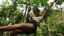 Fly Zone Extreme Adventure at Loterie Farm, St Martin, Ziplines