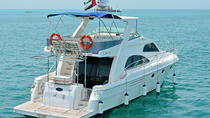 Private Dubai Luxusbootstour von Gulf Craft Yacht, Dubai