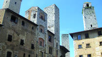 A DAY IN TUSCANY: SIENA SAN GIMIGNANO - WINE AND FOOD PAIRING EXPERIENCE INCLUDED