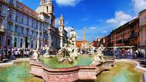 FULL DAY TOUR Piazzas and Fountains of Rome am Vatican Museums pm Lunch included, Rome, Full-day...