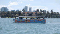 Miami Duck Tour, Miami, Hop-on Hop-off Tours