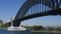 Kafficruise i Sydney Harbour, Sydney, Dagscruise