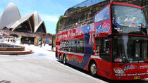 Sydney Combo: Hop-on hop-off havencruise en hop-on hop-off bustour, Sydney
