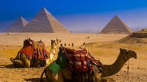 Private Tour to the Pyramids of Giza from Cairo Airport, Cairo, Private Sightseeing Tours
