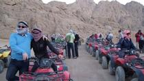 TOTAL DESERT SAFARI 5 IN ONE QUAD BIKE AND CAMEL RIDE AND STARGAZING AND DINNER AND SHOW, Sharm el ...