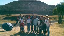 Two-Day Private Tour: Teotihuacan Pyramids Xochimilco and Guadalupe Shrine, Mexico City, City Tours